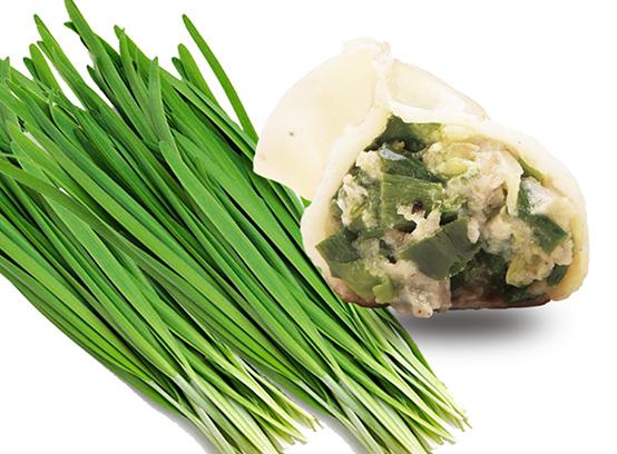 栃木のニラ餃子