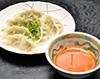 芝麻エビ水餃子(6ケ)