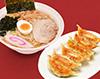 健太餃子と佐野ラーメンセット